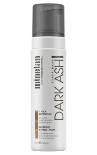 MineTan - Dark Ash Self Tan Foam 200mL