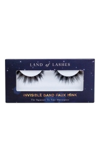 Land of Lashes - Invisible Band Faux Mink In Meghan