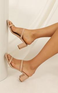 Billini - Luna heels in nude
