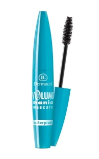 Dermacol - Volume Mania Waterproof Mascara in black
