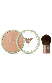 Pixi - Beauty Bronzer and Kabuki in subtly suntouched