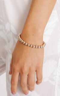 Amongst It bracelet in gold