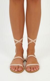 Billini - Carolla Sandals In Blush Micro