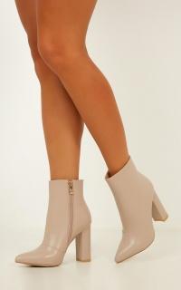 Billini - Mazara Boots In Stone