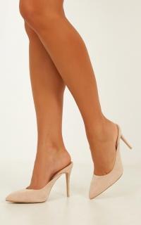 Billini - Nali Heels In Blush Micro