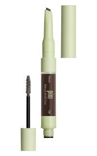 Pixi - Natural Brow Duo in deep brunette