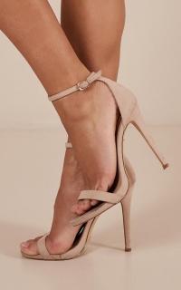 Billini - Dimity heels in nude
