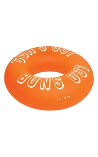 Sunnylife - Pool Ring in Neon Orange