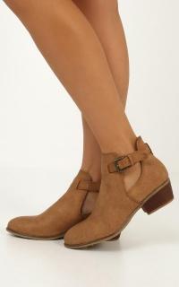 Verali - Susha Boots In Tan