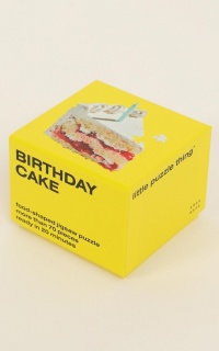 Areaware - Little Puzzle Thing Birthday Cake Jigsaw