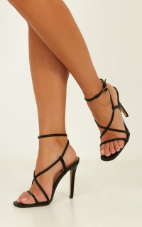 Billini - Bamba Heels In Black