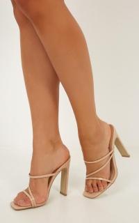 Billini - Dolce Heels In Nude