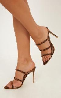 Billini - Icaria Heels In Leopard