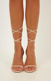 Billini - Jura Heels In Blush Micro
