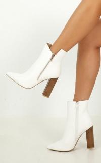 Billini - Mabelle Boots In White