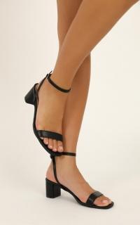 Billini - Zuri Heels In Black