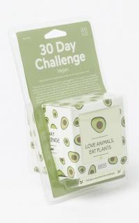 Doiy: 30 Day Challenge - Vegan