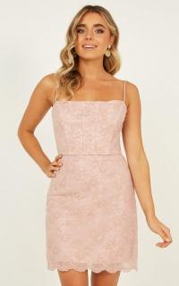 Little Lolita Dress In Pink