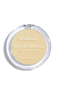 MCoBeauty - Brighten & Correct Banana Powder