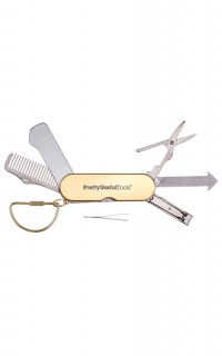 Pretty Useful Tools: Beauty Multi-Tool In Gold