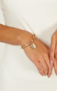 Vision Of You Bracelet In Gold