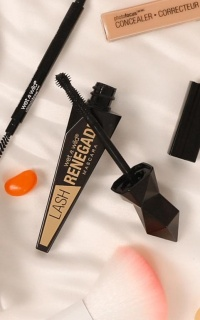 Wet N Wild - Lash Renegade Mascara In Brazen Black