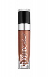 Wet N Wild - MegaLast Liquid Catsuit Metallic Lipstick In Satin Sheets