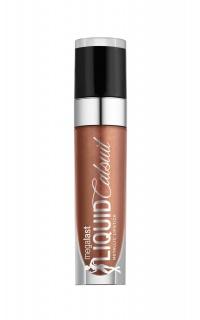 Wet N Wild - MegaLast Liquid Catsuit Metallic Lipstick In Satin Sheets