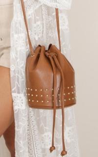 Virtual Reality Bag in tan
