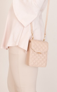 Speak Now Bag in blush