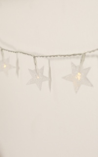 Wish Upon A Star 8m fairy lights in warm white