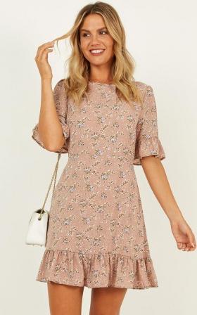 0dce48c355176 Color Mocha Special Occasion Dresses | Shop Occasion Dresses ...