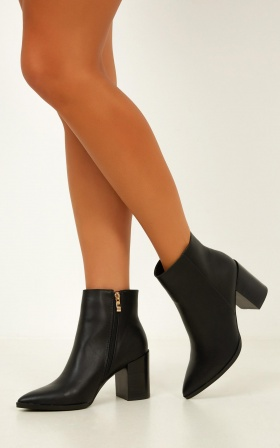 Billini - Acler Boots In Black