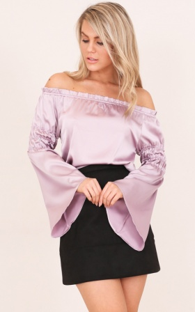 Kind Hearted top in blush