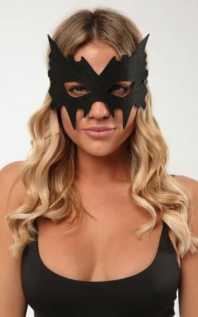Cat Fight mask in black