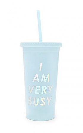 Ban.do - Sip Sip Tumbler I Am Very Busy