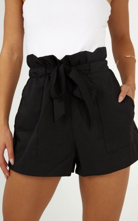 All Rounder Shorts In Black