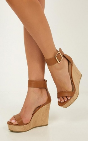 Billini - Seychelles Wedges In Tan
