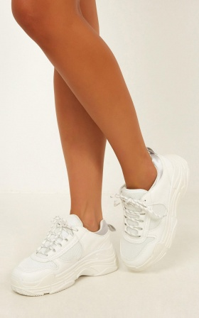 Verali - Bazz Sneakers In White
