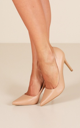 Verali - Harold Heels In Nude Smooth