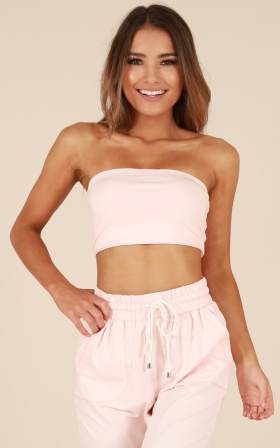 Wild Hearts Top In Blush