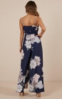 e21c8c83f499 Only Us Jumpsuit In Navy Floral